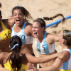'Almost naked': Beach handball players' outfits deemed 'too revealing'
